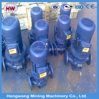 High quality ISW impeller pump