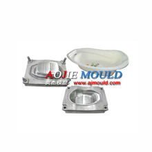 new design household injection plastic baby tub mould