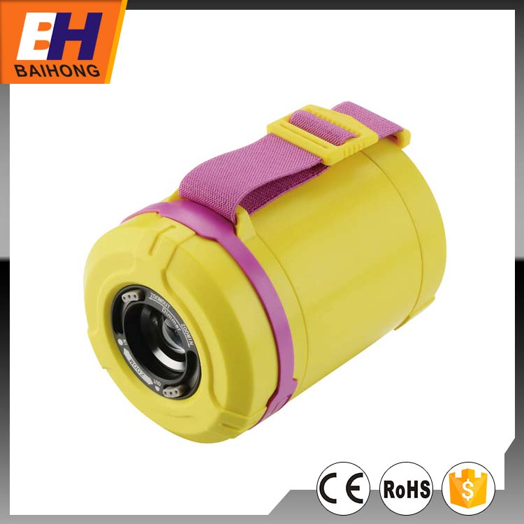 Hot Sell Extendable 3W Q5 LED Camping Lantern, Zoom Function, With a Hand Belt to be Used as the Camping Lantern and Flashlight