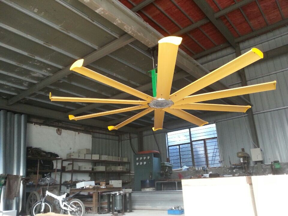 Poultry house ceiling fan/novelties /motor metal blade/centrifugal exhaust fan