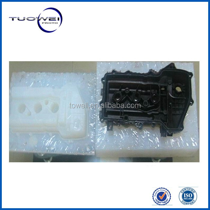 Silicone Rubber Prototype Mould