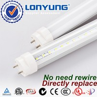 Tube Lights Item Type and Cool White Color Temperature(CCT) 6ft t8 led fluorescent tube