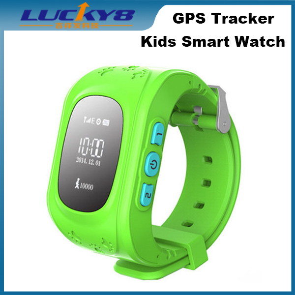 Q50 GPS AGPS LBS Positioning Children's Smart Watch Phone,Compatiable with Android Smartphone