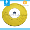 Professional Manufacturer Rubber Coated With Steel Insert Competition Bumper Plate