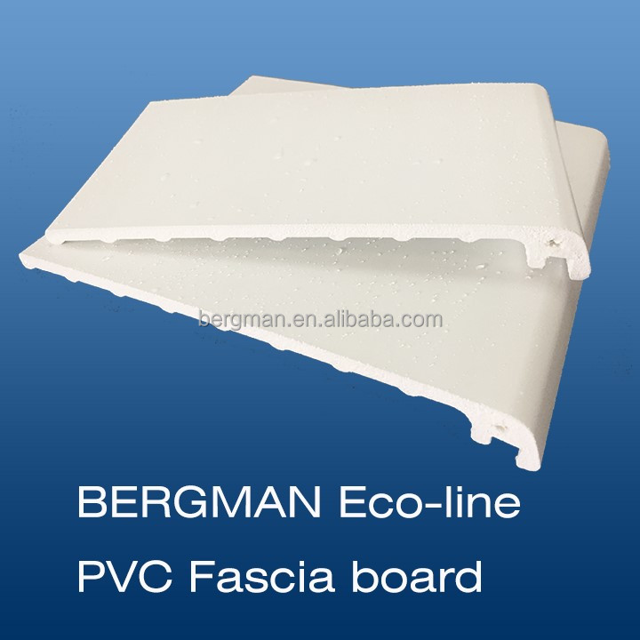 SABS CERTIFICATED,PLASTIC CELLULAR PVC FASCIA BOARD