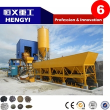 Easy to use Japanese mobile silo for concrete mixing plant/HZS series cement mixing plant
