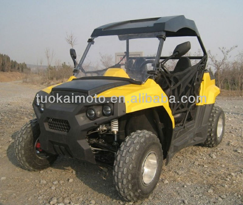 UTV 200cc,EPA 150cc with hard top cover/hard roof buggy(TKG150E-A)
