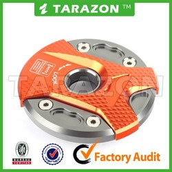 TARAZON brand hot sale CNC motorcycle gas cap in China