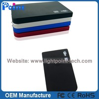 External 2.5 inch HDD Enclosure portable Hard Disk Case
