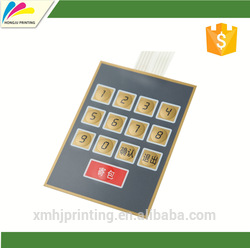 Cheap and high quality silicone button membrane switch