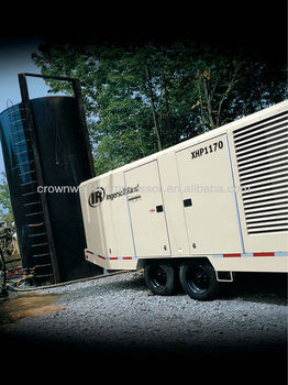 Ingersoll Rand Portable Air Compressor (Doosan Portable Air Compressor) IR Model VHP400WIR VHP750WCAT XHP750WCAT XHP1070WCAT