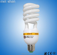 Chinese lamps on sale 6400k micro spiral light energy saving bulb e27 40w