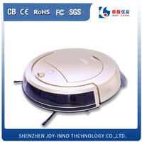 2016 New Large battery capacity multifunctional robot vacuum cleaners made in China