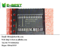 list all electronic components MAX306EWI