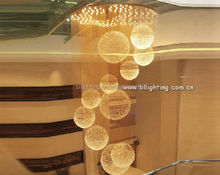 Grand marble lighting fixtures hanging pendant lamp