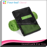 Large Microfiber Towel For Travel And Sports, Fast Drying And Super Compact Microfiber Towels