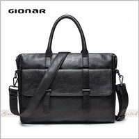 China cheap Price New Arrival Hard Business Bag Men Leather Briefcase