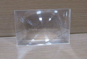 BHPA185-2 solar glass fresnel lens solor collector