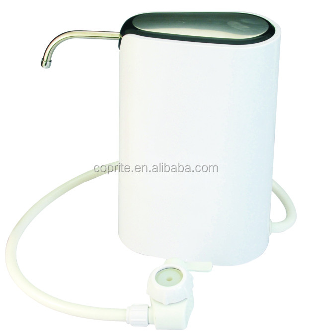 KK-S-2 Easy Family Use White Table Water Purifier