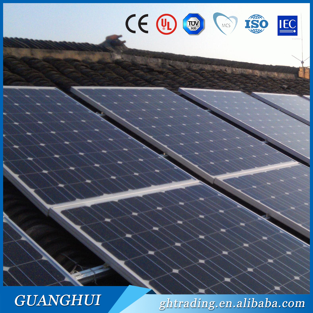 high efficiency good quality 250w mono solar panel best selling 250w pv mono solar modules stock