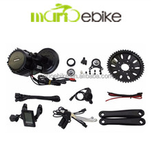 best max system 8FUN Bafang BBS01 mid mount motor 36v 350w mid central drive electric bicycle kit