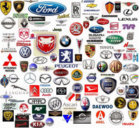 Custom all kind of metal car emblems Car badges on sale