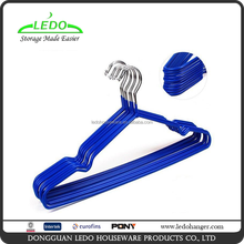Metal Wire Dry Cleaning Hangers for Laundry Clothes