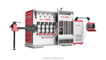 AL-6120 6 Axes Changeable Pitch Spring Making Machine