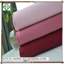 100% cotton twill dyeing fabric super soft high quality for bed sheet/ duvet cover/ comforter