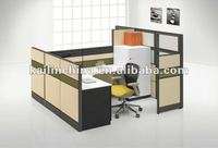 618S+D32 hot sell customized products good price green certification full steel tile partition office furniture cubicle
