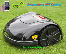 NEWEST 5th Generation Gyroscope Robot Lawn Mower for Big Lawn Which Can be Controleld by your Smartphone