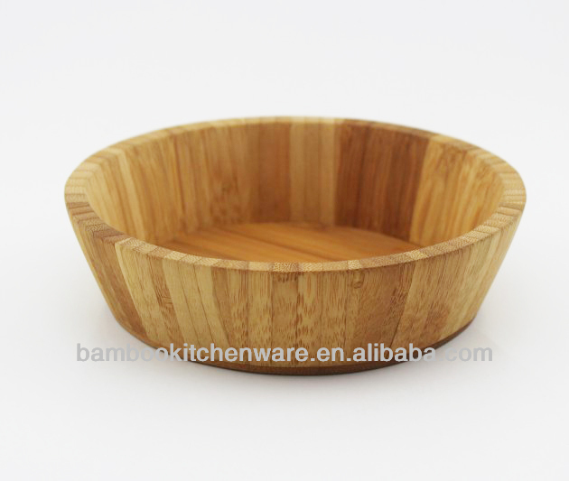 Extra Large Bamboo/Wooden Salad Bowl