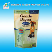 Customized New Recycle Dog Food Bags, Food Bag for Dog, Pet Dog Food Bag with Resealable Zipper