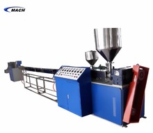 Three Colors Plastic Drinking Straw Making Machine