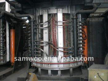 5-60t MF Induction Furnace