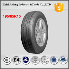 China well-known brand tyres, passenger car tire 195/65R15