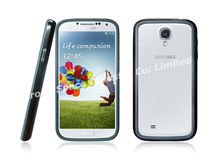 New Arrival PC Hard Case+soft TPU bumper For Samsung Galaxy S4 i9500