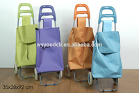 2014 JIAFEI new product laundry basket with wheels cheap,fashion ,can moving with wheels to shopping
