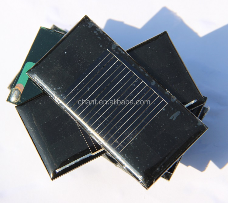 0.5 V 0.14 W solar panels solar glue board DIY solar plate solar mini panel