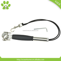 Pet accessories pet products dog bicycle leash, reflective dog leashes, silicone dog leashes