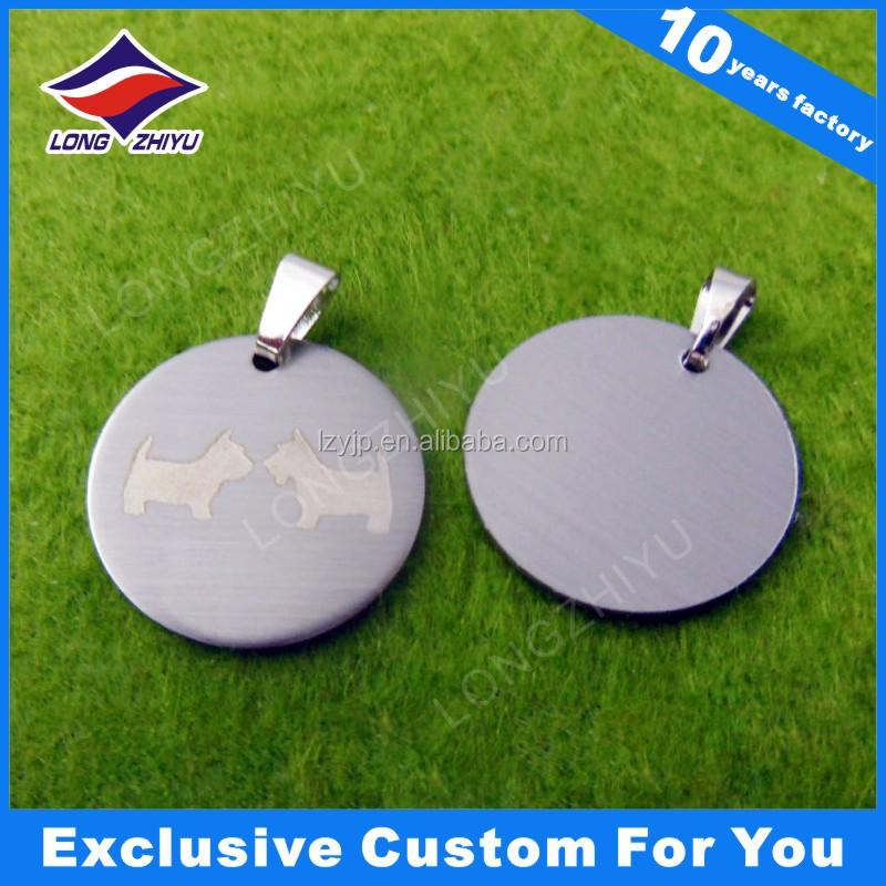 cheap couple laser dog tags personalized laser engraving dog tags dog tag laser etched