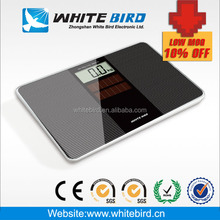 150kg/0.1kg portable electronic digital bathroom weighing scale