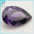 Chinese cheap machine cut faceted loose amethyst gemstone beads