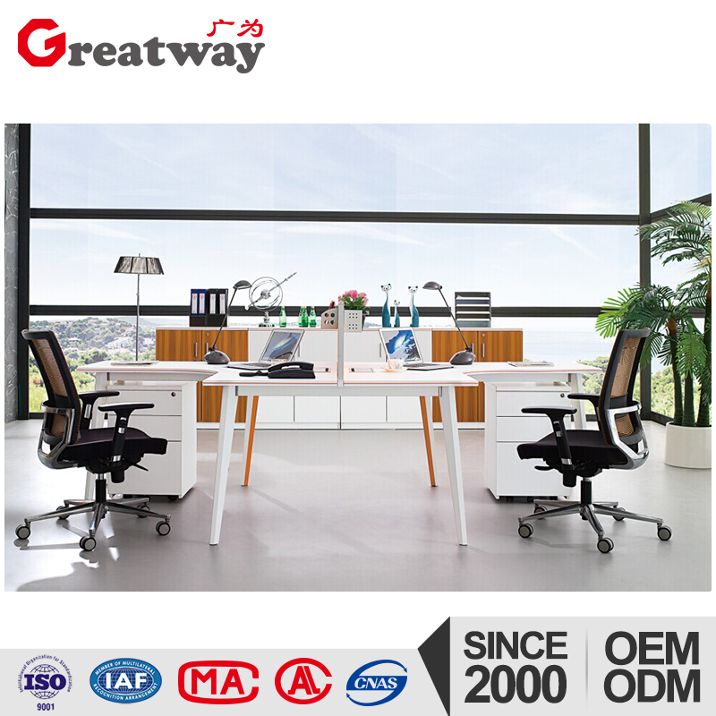 Melamine Executive office workstation,Particle Office Table,Office Desk