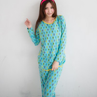 China factory custom wholesale ladies night sleeping wear