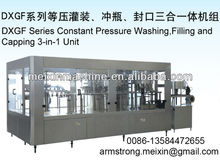 Good price automatic cola drink bottling beverage carbonated water making machine