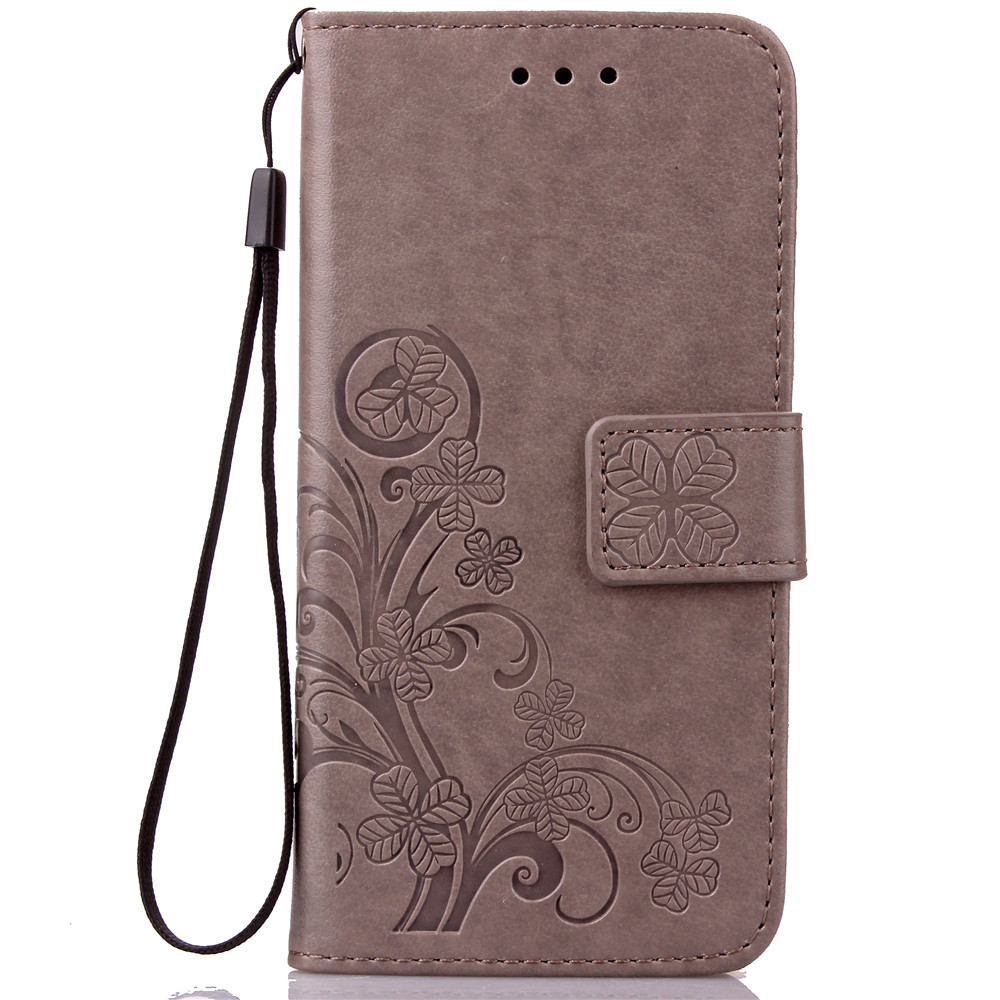 Butterfly Flower Soft Cover leather for iPhone 7 case,for iPhone 7 leather case