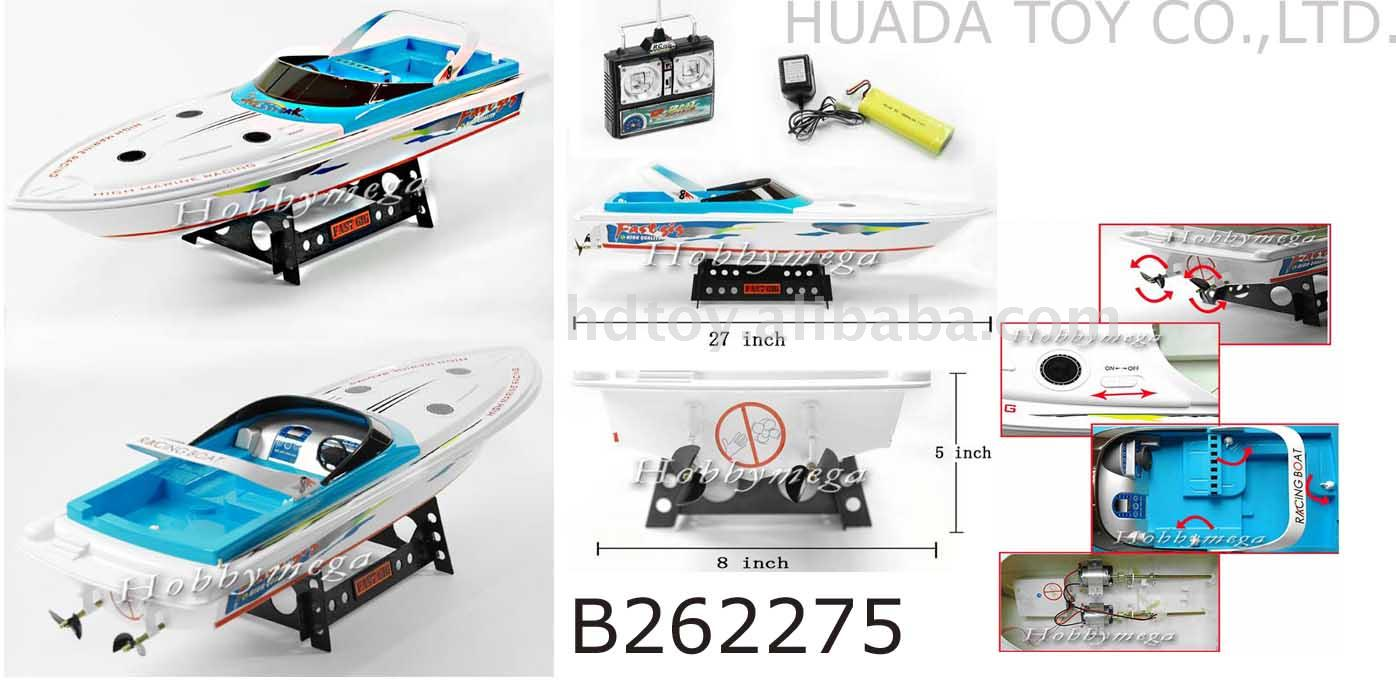 Radio Control Super Fast Racing Boat
