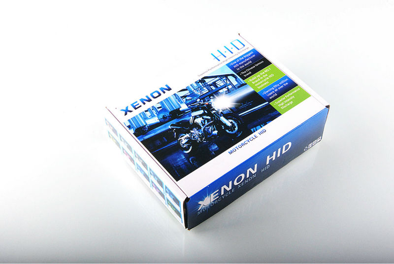 Make in china h6 12v 25w hid xenon kit motorcycle