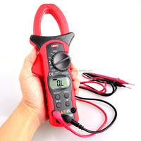 UT206A 1000A Digital Clamp Meters Earth Ground Uni t Megohmmeter Current Voltage Resistance Insulation Tester UNI-T Multimeter
